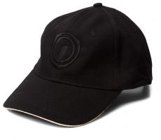 Бейсболка Инноченти (чёрная с вышивкой)